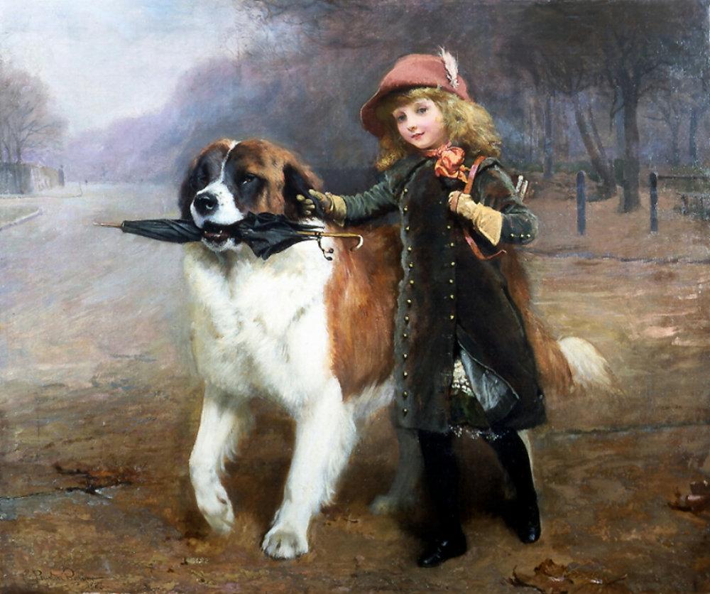 Гостиница для собак. Dog-inn Troiza family park.